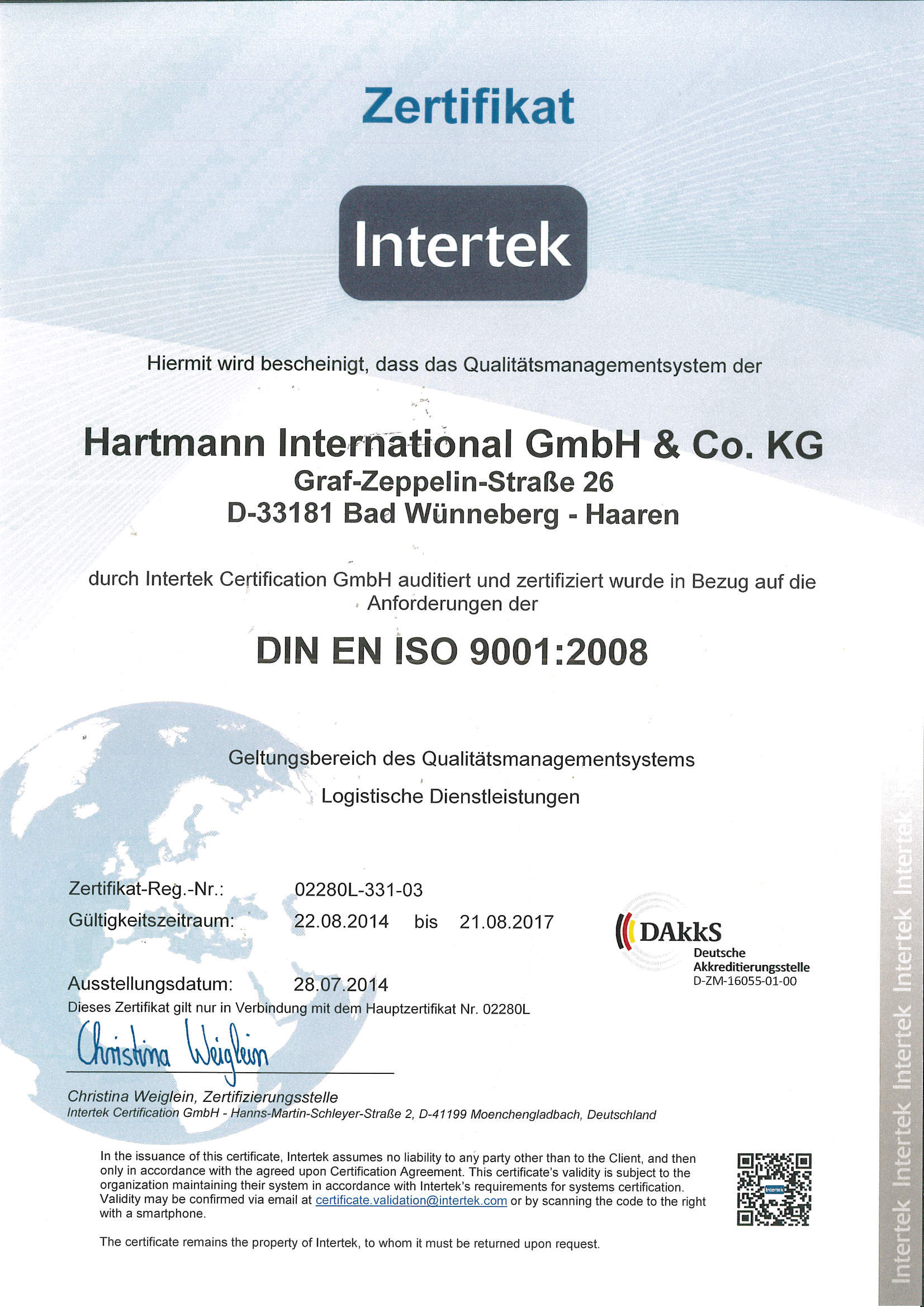 ISO 9001_2008 HLCH bis 2017