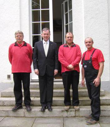 Unser Umzug vom ehemaligen Bundespräsidenten Horst Köhler von Washington nach Berlin